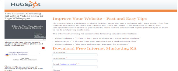 Landing Pages Calgary