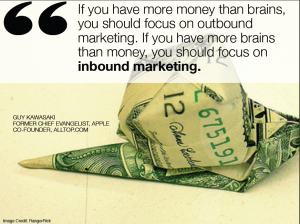 Inbound Marketing, Guy Kawasaki