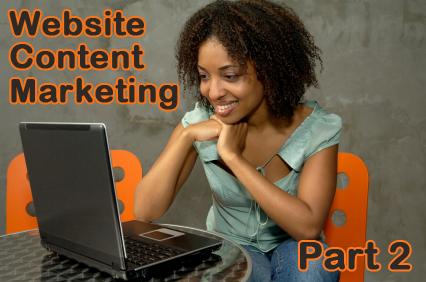 10 Website Content Marketing Tips Part 2: Calgary's Emphasize Design