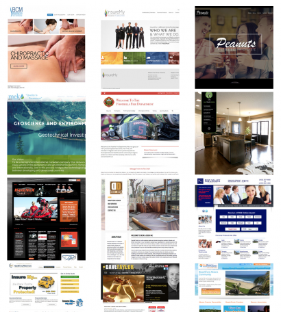 The Most Successful Website Designs for Building Your Business